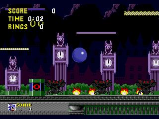 Sonic Halloween - CaDa Games